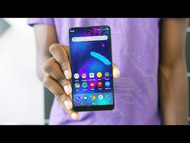 Essential Phone Impressions!