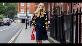 Best Street Style Clothes Fall Winter 2017-2018