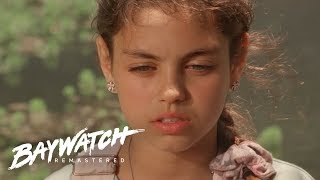 Some famous faces, as you've never seen them before star turn in the world-wide hit show baywatch – available for first time hd! newly remastered ...