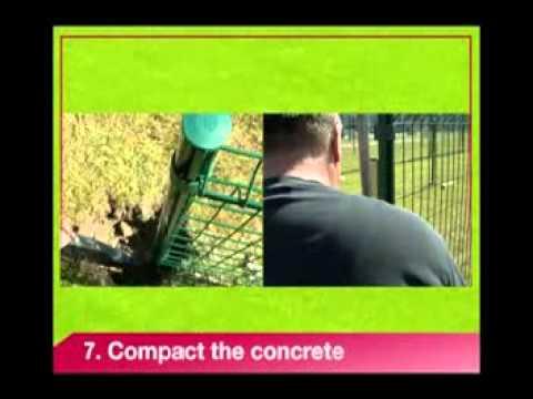 Cavatorta montaggio panoplax paldeco doovi for Vortek recinzioni