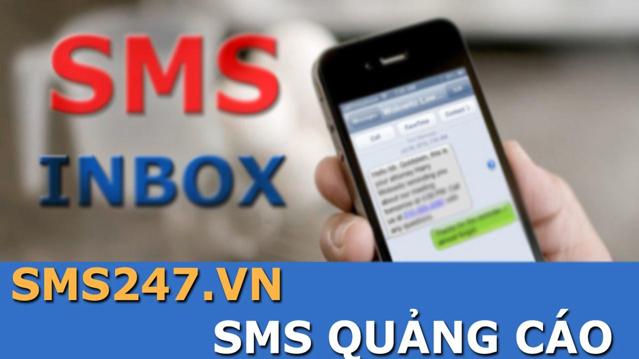 SMS247.vn – Hướng dẫn sử dụng SMS Marketing Online