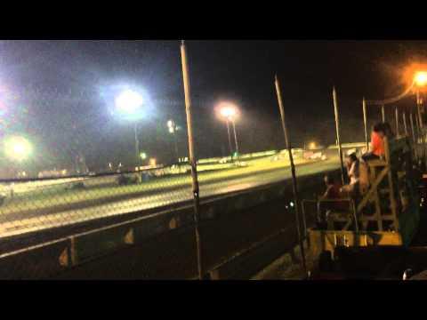 3rd part mod feature Greenville speedway 5-8-15