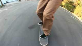 HOW TO 180 NO-COMPLY THE EASIEST WAY TUTORIAL
