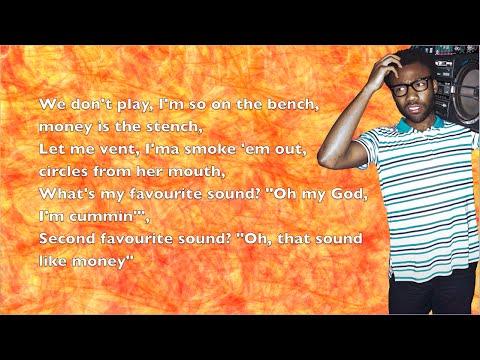 Childish Gambino - Go DJ - Lyrics - YouTube