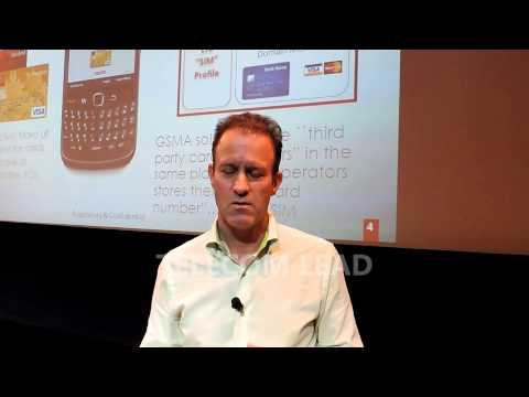 Rogers Communications VP David Robinson on role of telecom operators in developing mobile payment