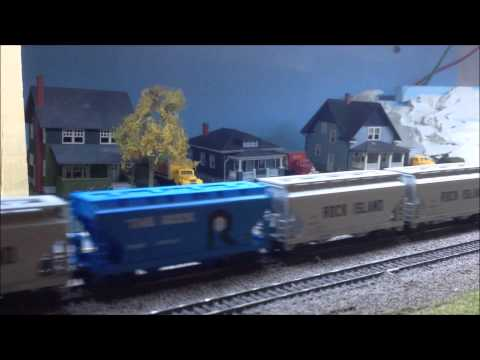 RI Sand Train by Downtown Bureau
