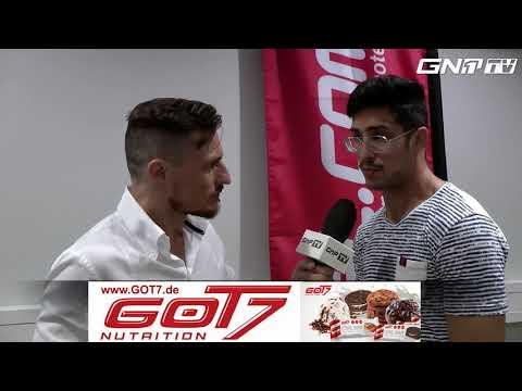 Ozan Aslaner: Am 1. September in Köln wird's richtig abgehen!