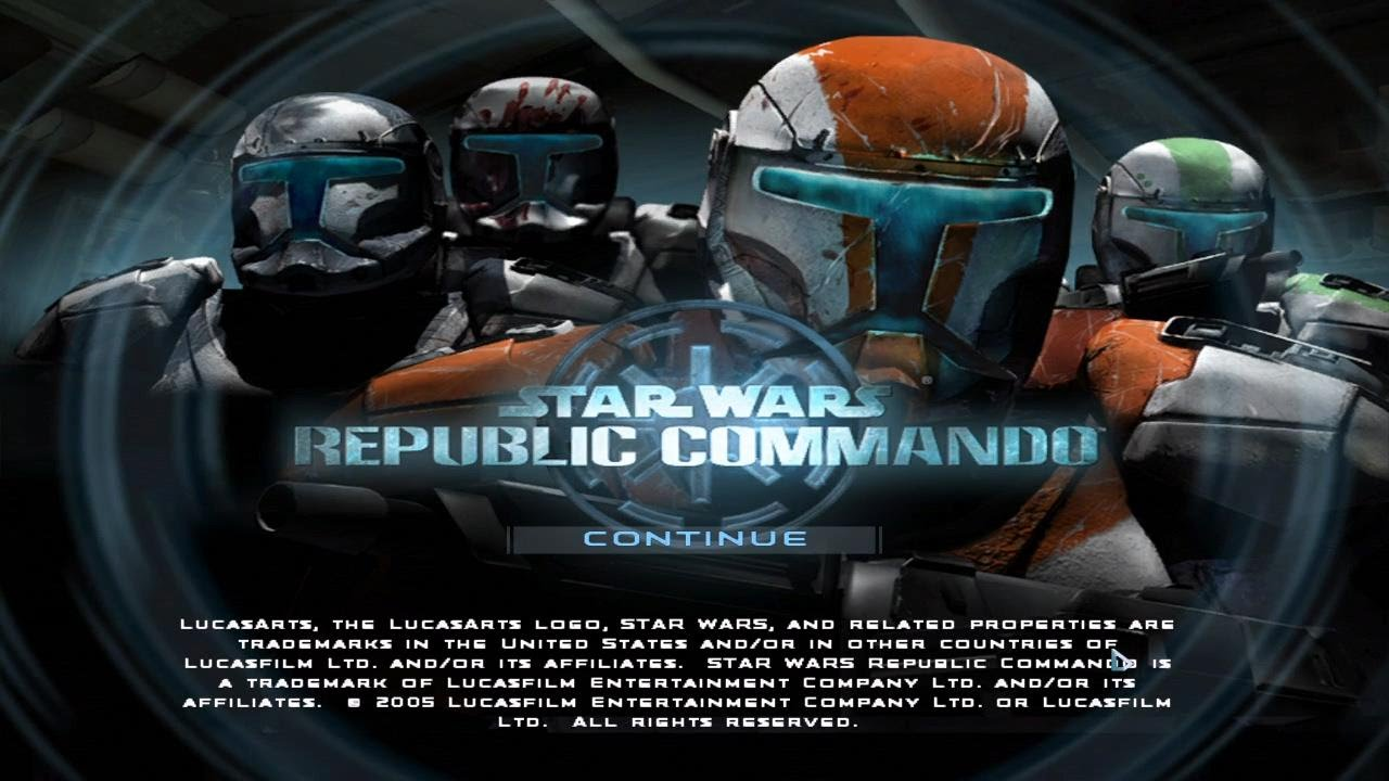 Pc Longplay 241 Star Wars Republic Commando Part 1 Of 3 Youtube