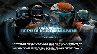 PC Longplay [241] Star Wars Republic Commando (part 1 of 3)