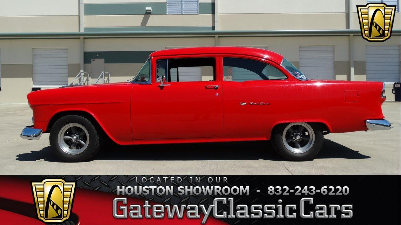 1955 Chevrolet Bel Air- Gateway Classic Cars of Houston - stock 351 ...