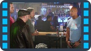 Драка в баре — «Полтора шпиона» (2016) cцена 2/8 HD