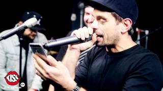 Smiley feat  DOC & Dorian - Insomnii (Live @ Kiss FM)