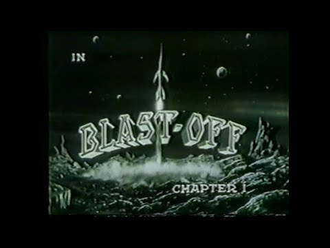 Rocky Jones, Space Rangers 1954   S01E24  Blast Off Chap 1