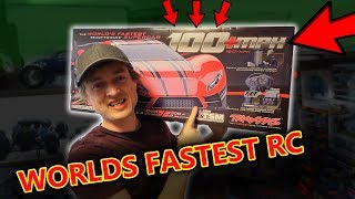 RC Super Car Shopping 100+mph rc car