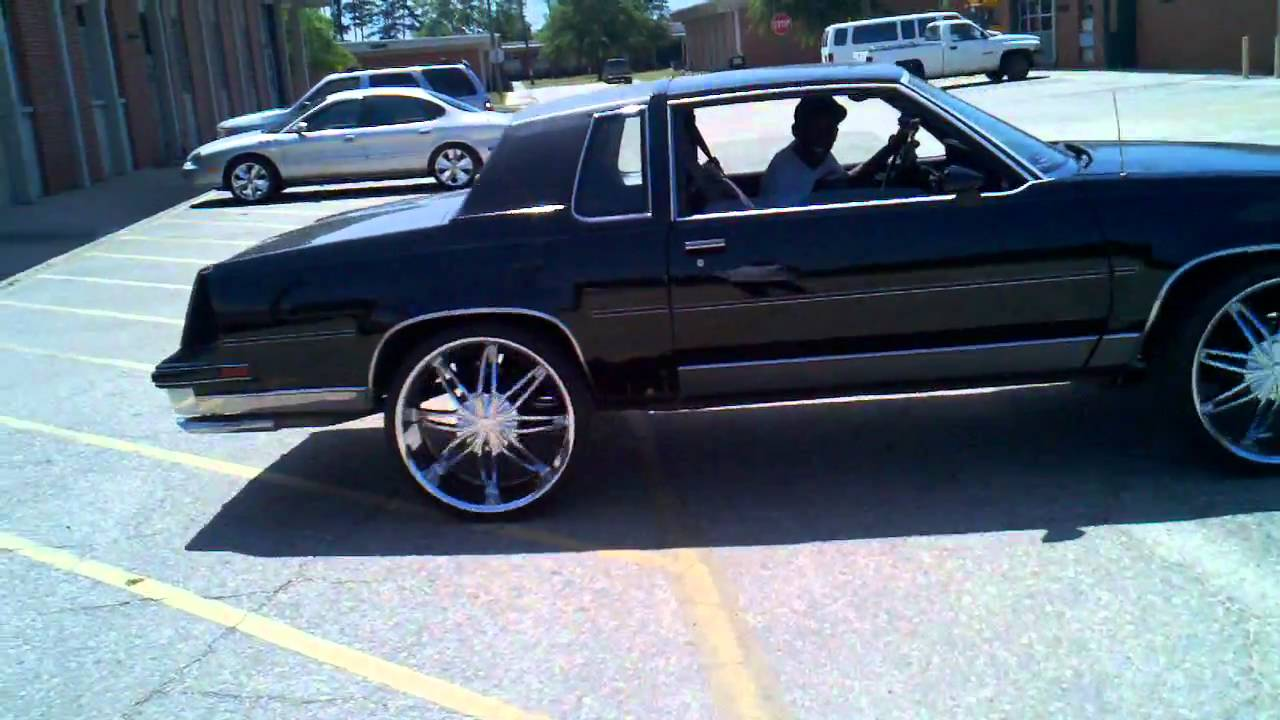 1987 Cutlass On 24 S In Eufaula Al For Sale Youtube