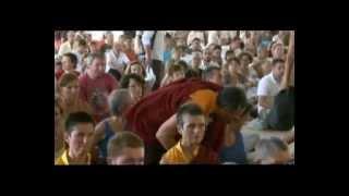 Sagesse bouddhiste 10 mars 2013 Karmapa en Dordogne