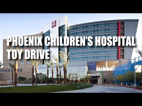 Children's Hospital Toy Drive