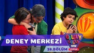 Güldüy Güldüy Show Çocuk 28.Bölüm - Bilim Ve Deney Merkezi