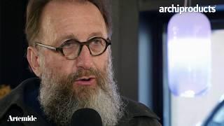 Fuorisalone 2018 | ARTEMIDE - Michele De Lucchi presenta Ipno la lampada LED