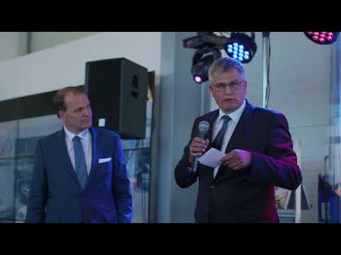 Eröffnung des neuen FordStore bei AVK