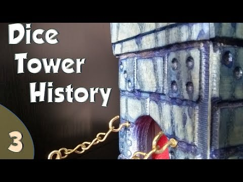 Dice Tower History - Starting the Podcast