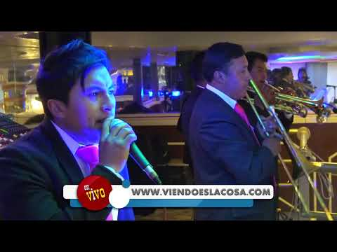VIDEO: COPACABANA BAND - Cariñito ¡En VIVO! - WWW.VIENDOESLACOSA.COM