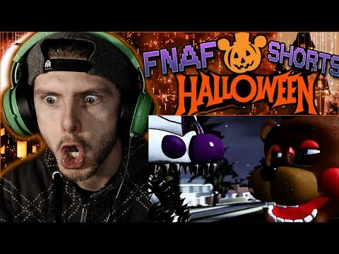 Vapor Reacts #741 | [FNAF SFM] FIVE NIGHTS AT FREDDY'S HALLOWEEN SPECIAL ANIMATIONS REACTION!! thumbnail