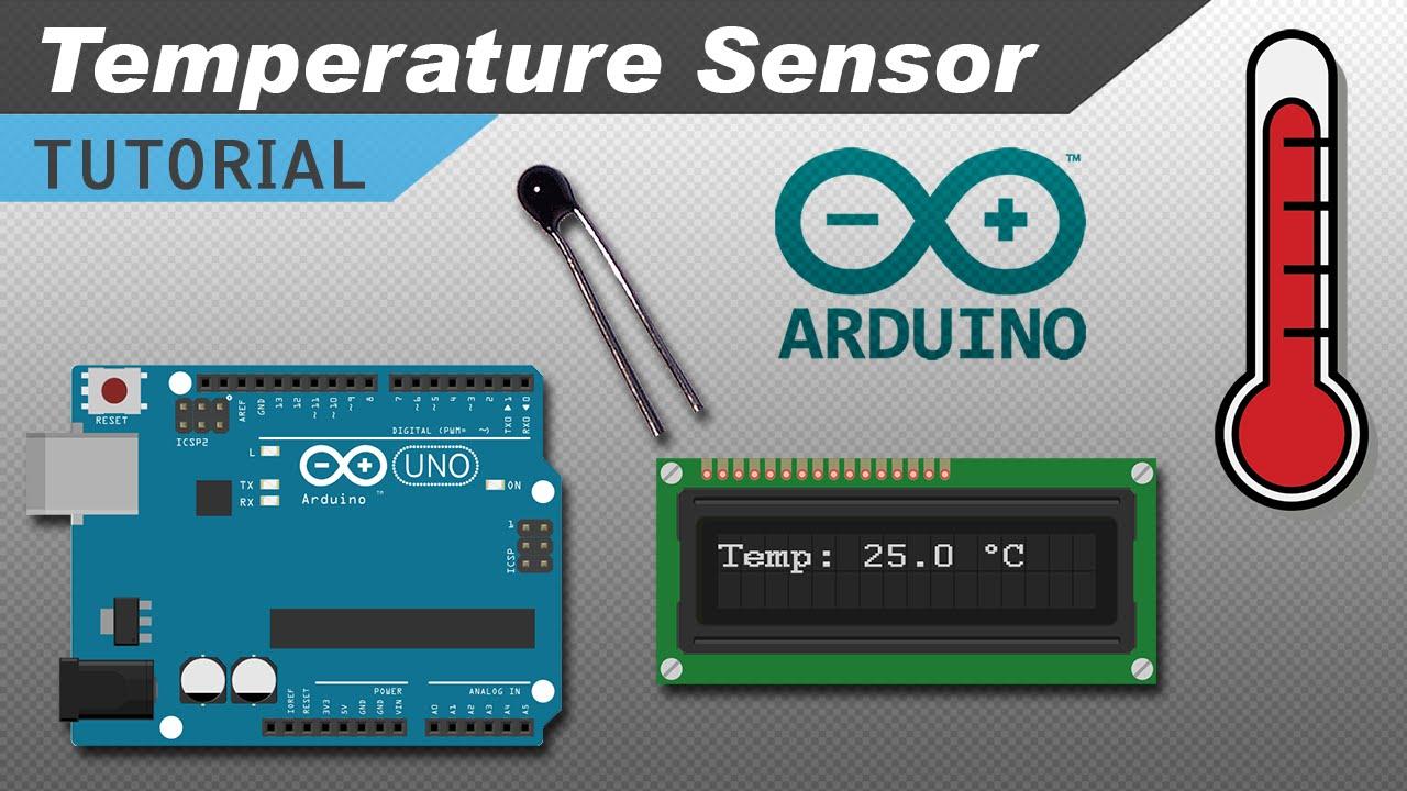 Make An Arduino Temperature Sensor (Thermistor Tutorial