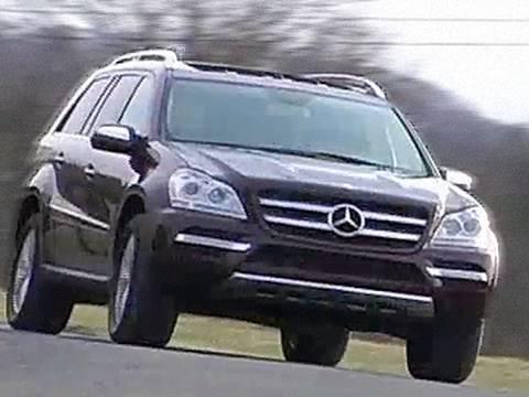 2010 Mercedes-Benz GL350 BlueTec Review