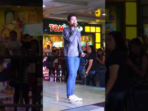 Joseph  Marco -  Live at Star Mall Edsa Part Video 2