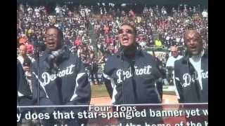 2013 Detroit Tigers Home Opener (April 5, 2013)