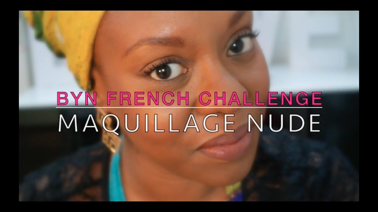 make up maquillage nude peau noire bynfc afrolife de. Black Bedroom Furniture Sets. Home Design Ideas