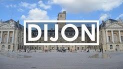 DIJON, Frankreich | Ein Stadtrundgang