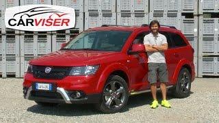 Fiat Freemont Cross Test Sürüşü - Review (English subtitled)