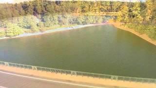 Lac de Robertville - Drone -