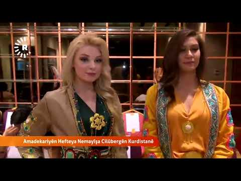 First day of Kurdistan Fashion Week 2018 - Erbil