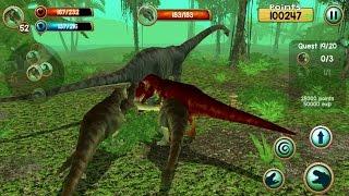 Tyrannosaurus Rex Sim 3D Android Gameplay #6