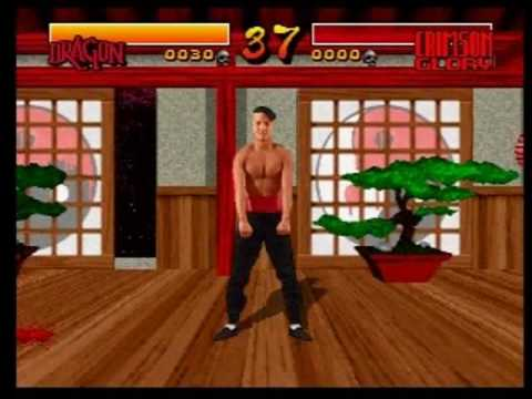 Way of the Warrior - 3DO - Fatality Demonstration