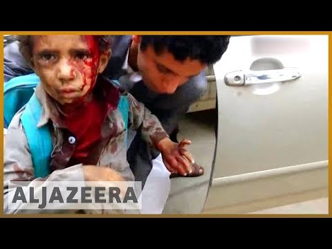 🇾🇪 \'Didn\'t find any remains\': Yemen\'s survivors on deadly bus attack | Al Jazeera English