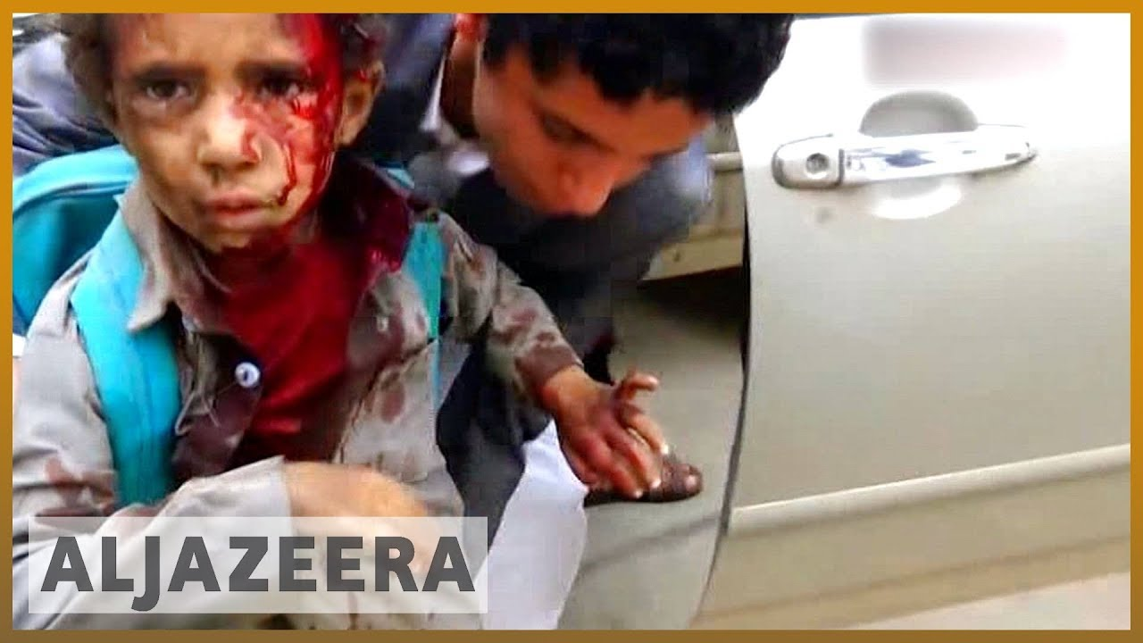 🇾🇪 'Didn't find any remains': Yemen's survivors on deadly bus attack | Al Jazeera English