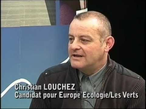Calaisis TV: Christian Louchez, Candidat Europe Ecologie Sur Calais Nord-Ouest