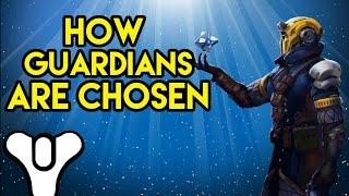 Destiny Lore: How Guardians Are Chosen
