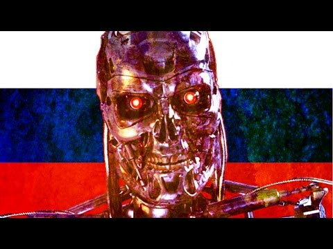 Is Russia Building A Real-Life Terminator?   News Stories You Missed This Week
