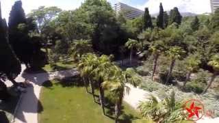 Крым видеосъемка Санаторий