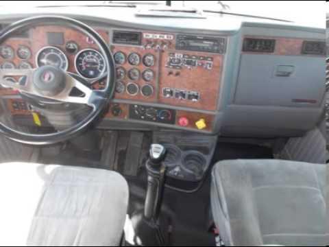 Kenworth T600 Interior Wiring Schematic Diagram