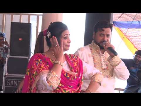 Batua Song of Jija Sali Punjabi Lovely Song By Bhupinder Gill Miss Neelam hd MELA RURKA KALAN 2018
