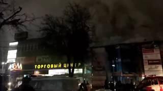 Пожар в Атолле Орел 08.01.2016
