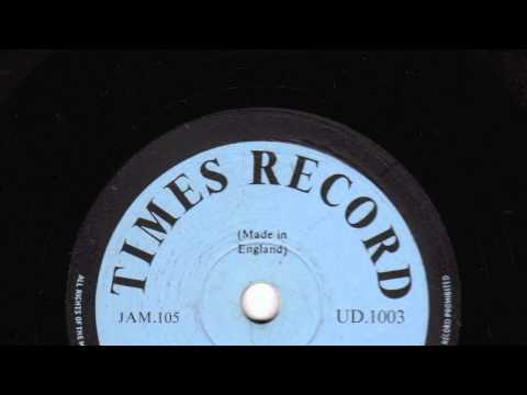 Donkey City [10 inch] - Lord Flea with The Jamaican Calypsonians