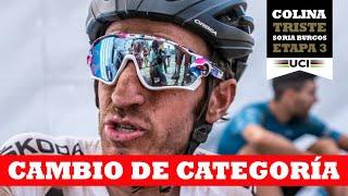 Etapa 3 Colina Triste Soria Burgos (UCI S2) | Ibon Zugasti