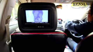 "7/11 ""kidtoong"" ads in taxi by Taximedia Thailand Thumbnail"